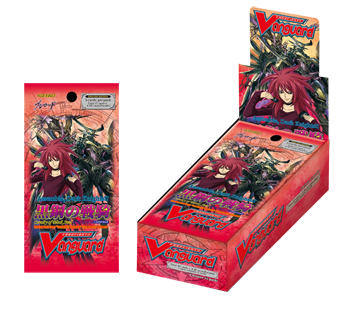 Cardfight!! Vanguard Extra Booster Pack Vol.3: Cavalry of Black Steel review