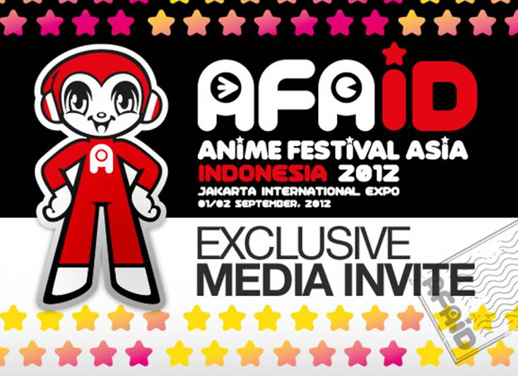 AFAID: 1st Press Conference!