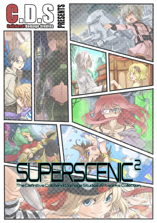 CDS presents Superscenic 2!