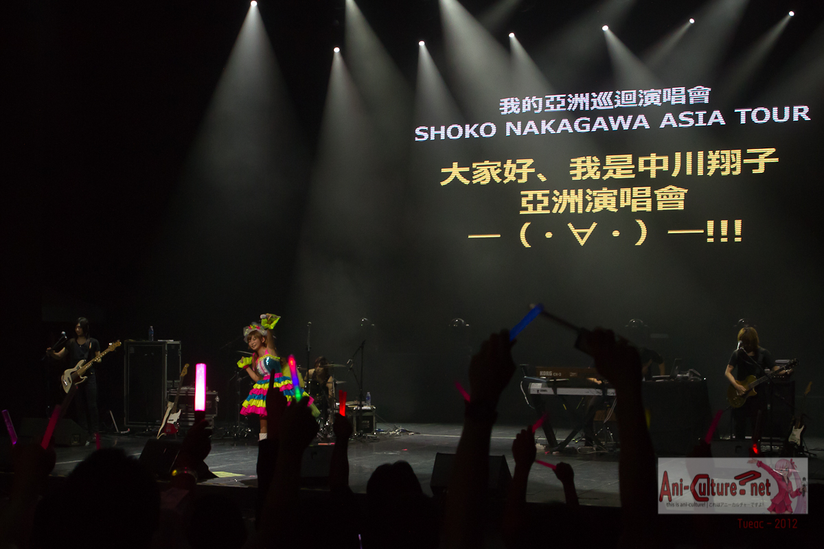 SG Review: Shokotan ASIA TOUR, Singapore