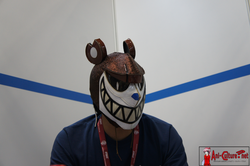 SG: STGCC 2012: Interview session with TOUMA