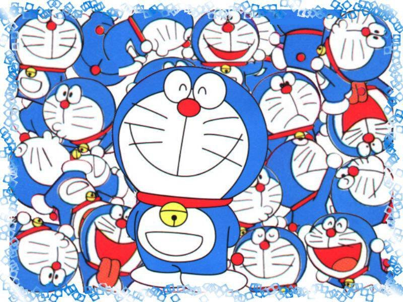 Doraemon!!! Happy -100 Birthday!
