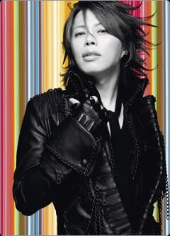 AFA12 I Love Anisong Artist Lineup – T.M.Revolution
