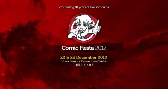 Pre: Comic Fiesta 2012