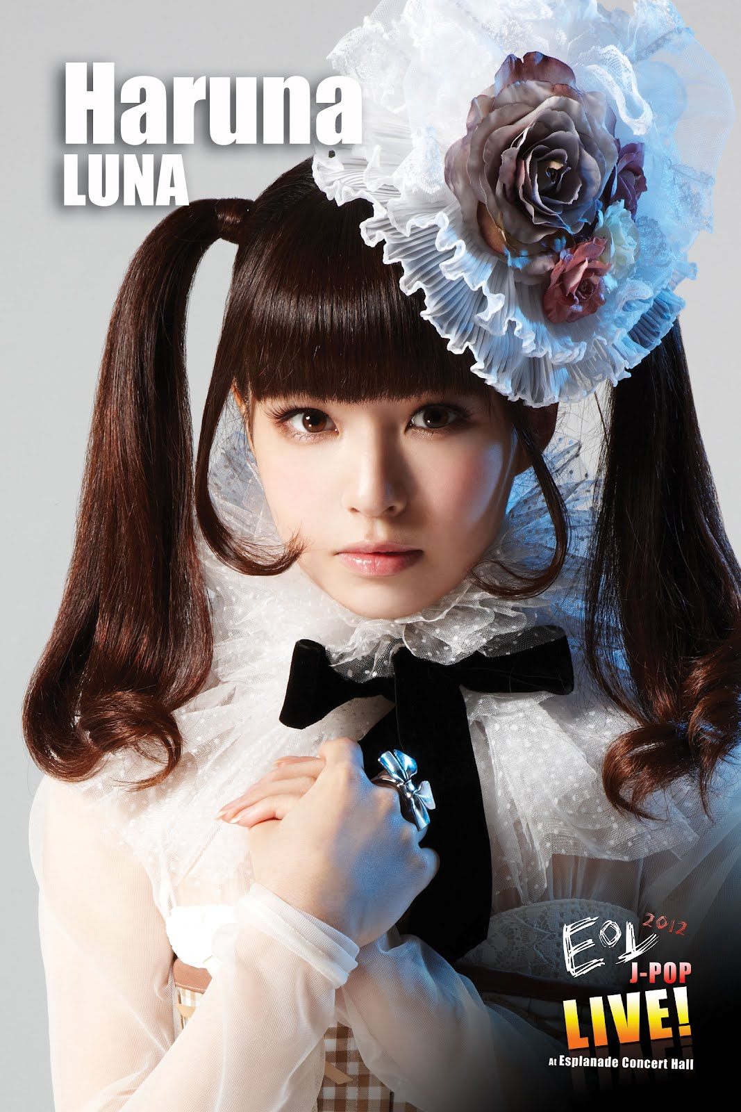 SG: Haruna Luna for The EOY'12