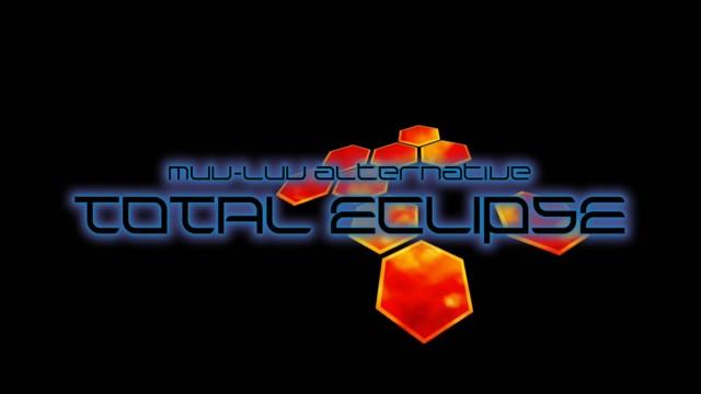 Muv-Luv Alternative Total Eclipse title