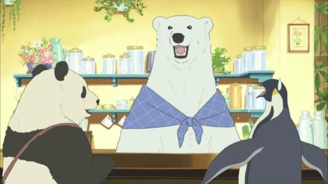 Shirokuma Cafe screenshot
