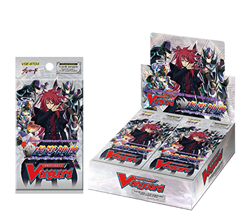 Cardfight!! Vanguard Booster Pack Vol.4: Eclipse of Illusionary Shadows review