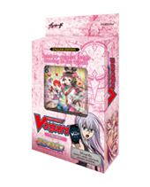 Cardfight!! Vanguard Trial Deck Vol. 3: Golden Mechanical Soldier / Vol. 4: Maiden Princess of the Cherry Blossoms review