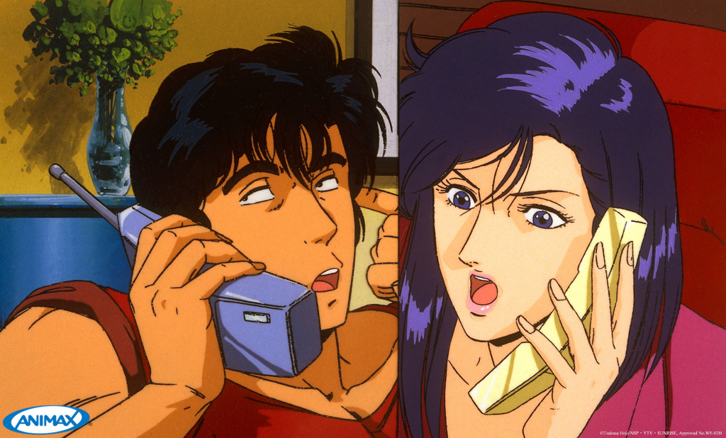 Animax: City Hunter '91