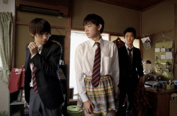 Daily Lives of High School Boys gets Live-Action Movie