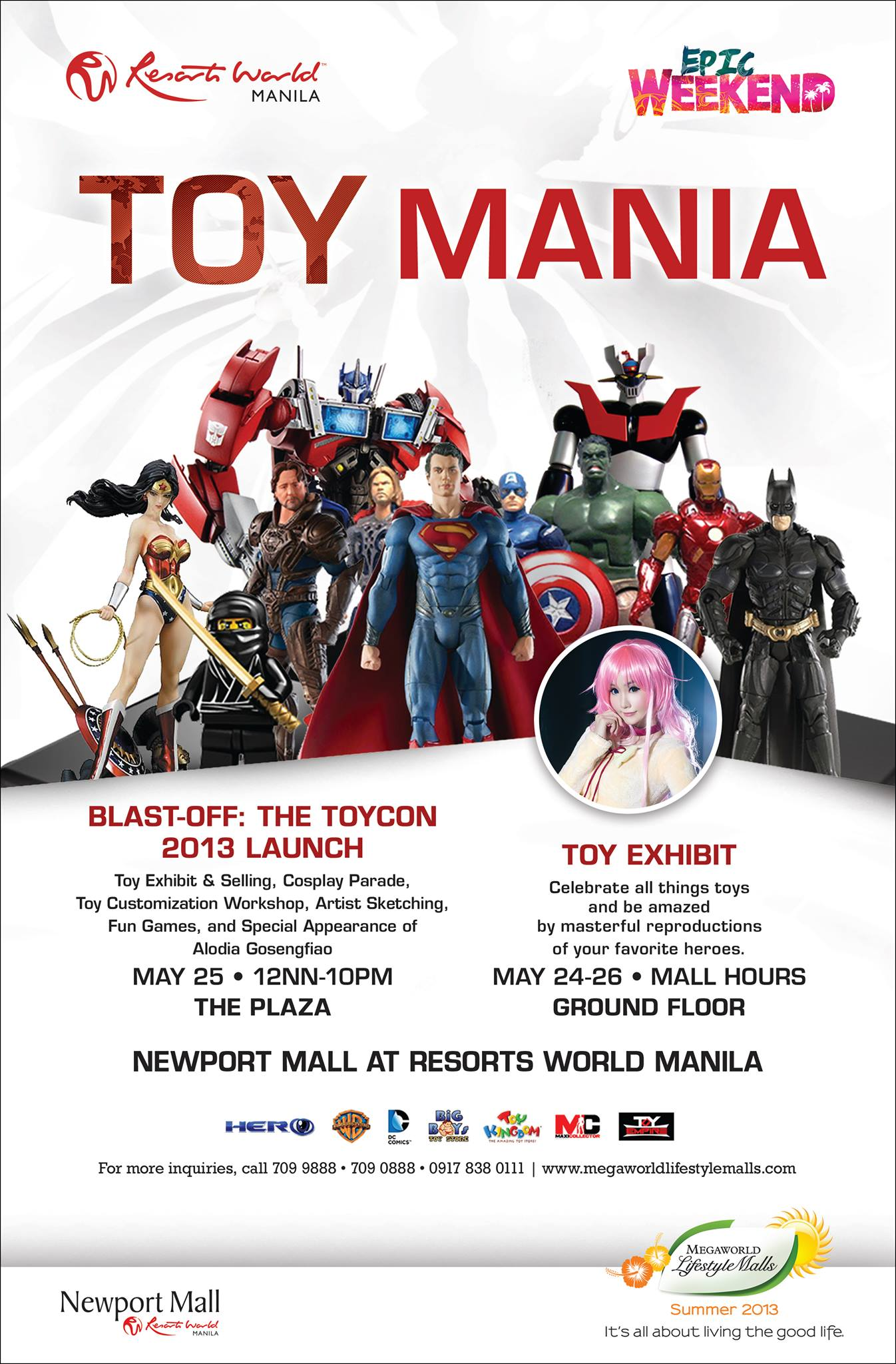 PH: Blast-Off: The Toycon 2013 Launch