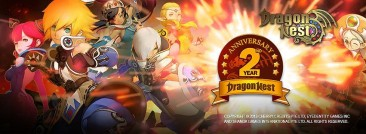 Happy 2nd Anniversary Dragon Nest SEA!