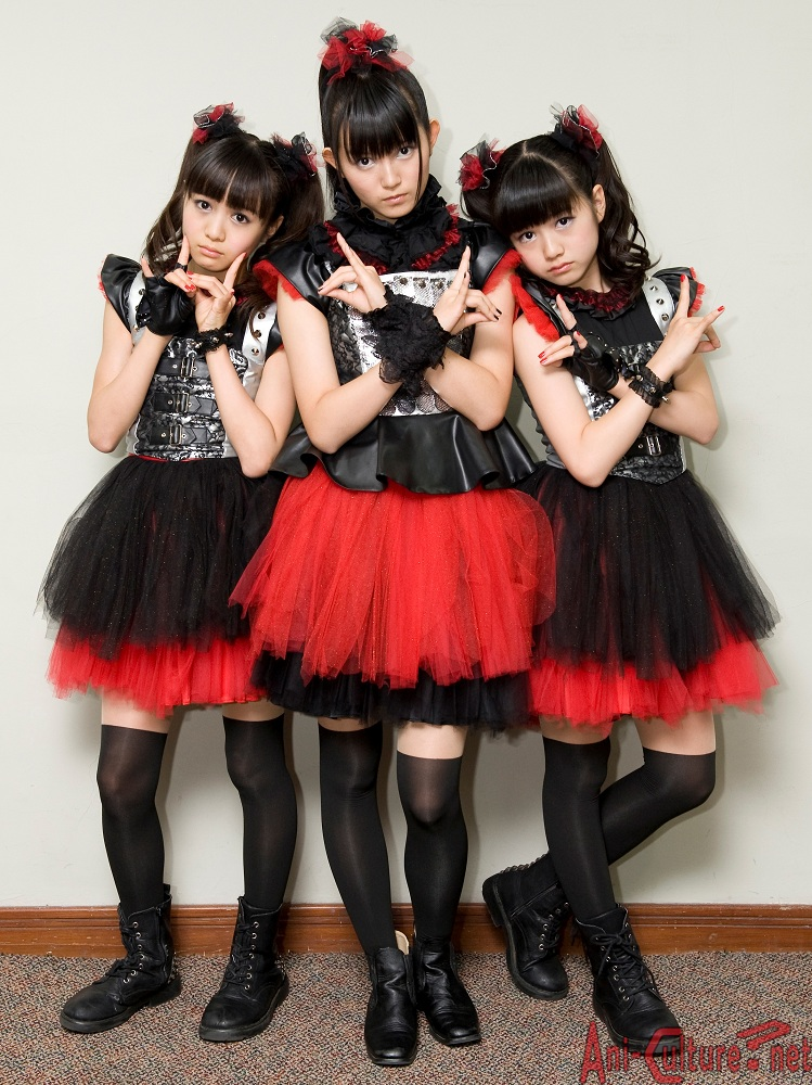 AFA ID 2013: Interview with BABYMETAL