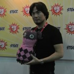 STGCC 2013: Interview with Hideo Baba