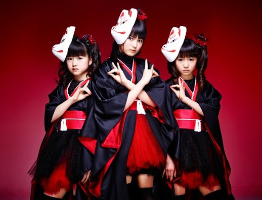 Japanese KAWAII METAL BAND, BABYMETAL 1st Overseas SOLO LIVE in Singapore!