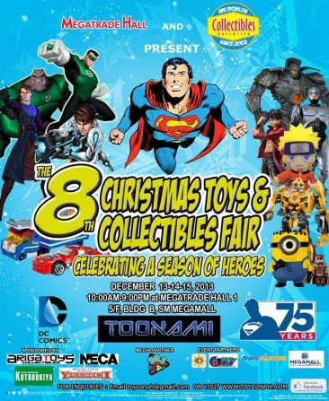 [PH] The 8th Christmas Toys and Collectibles Fair