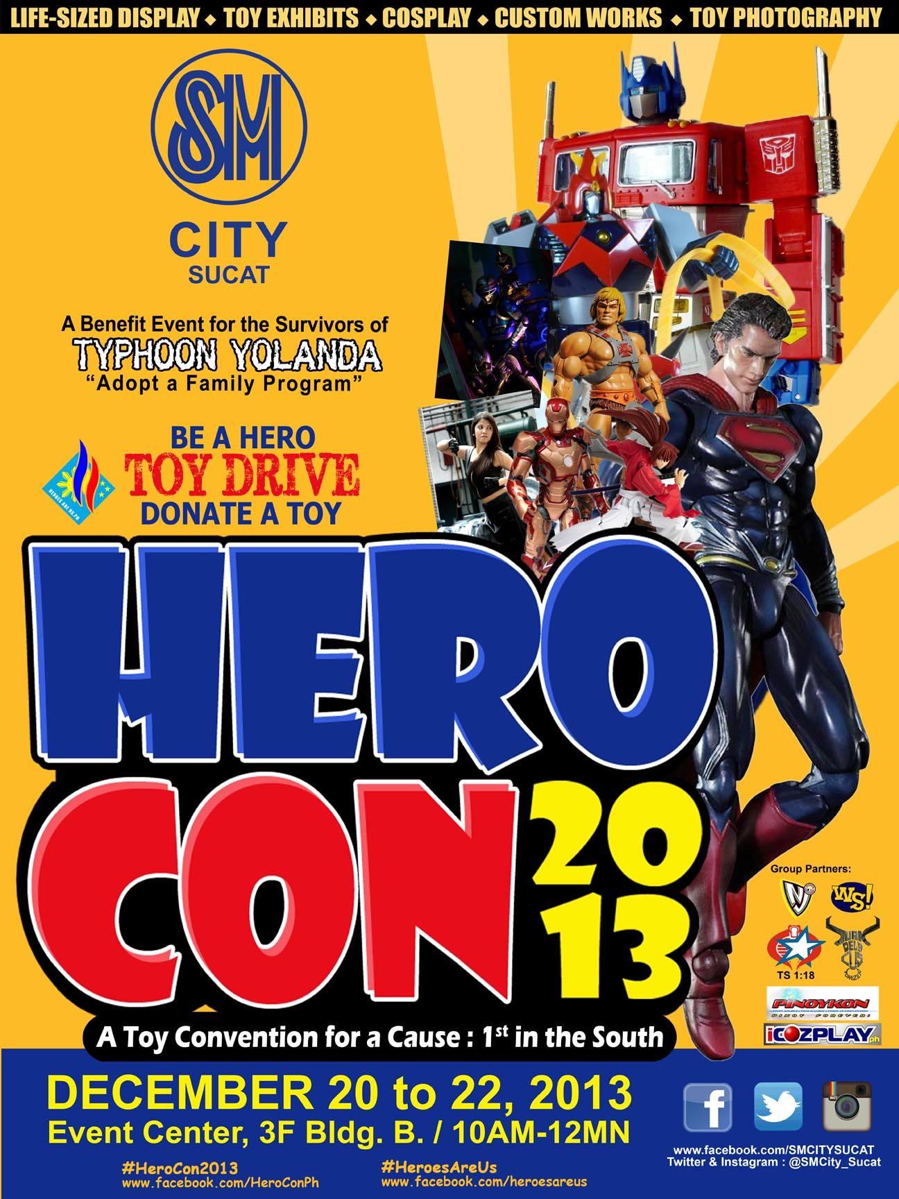 (PH) HEROCON 2013