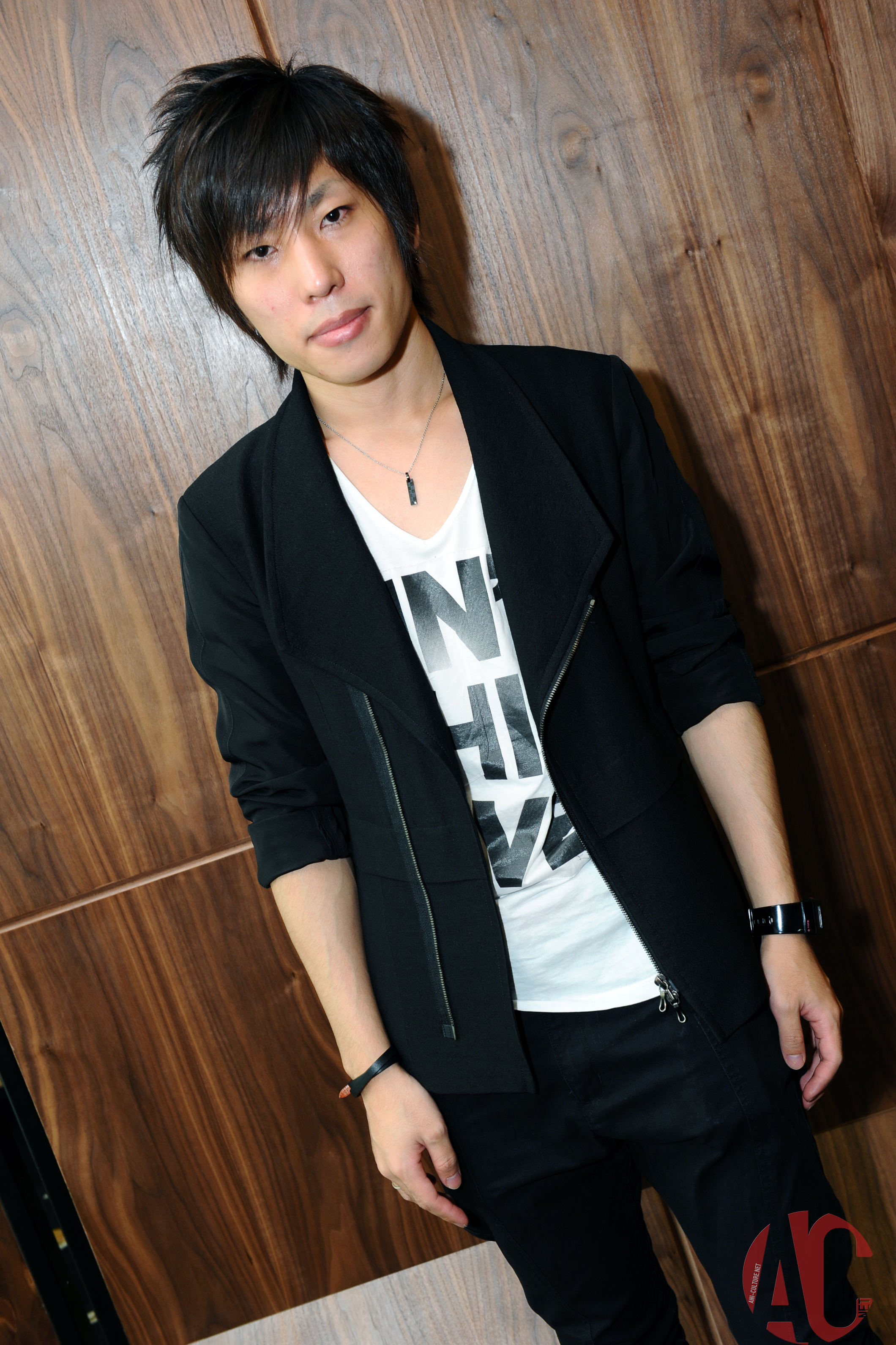 AFA SG 2013: Interview with Hachioji P (八王子P)