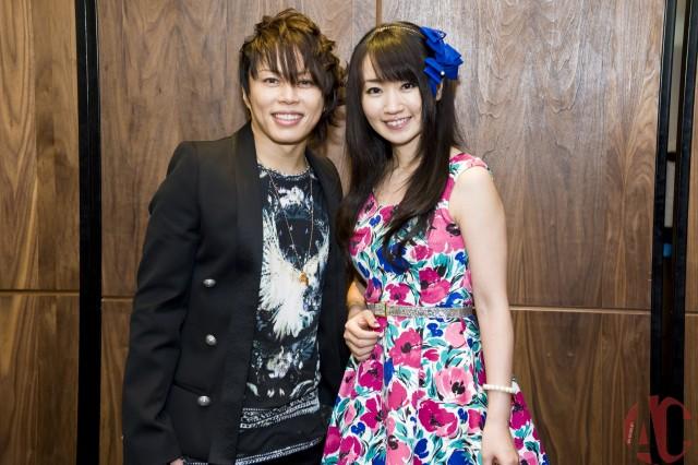 Nishikawa Takanori & Mizuki Nana