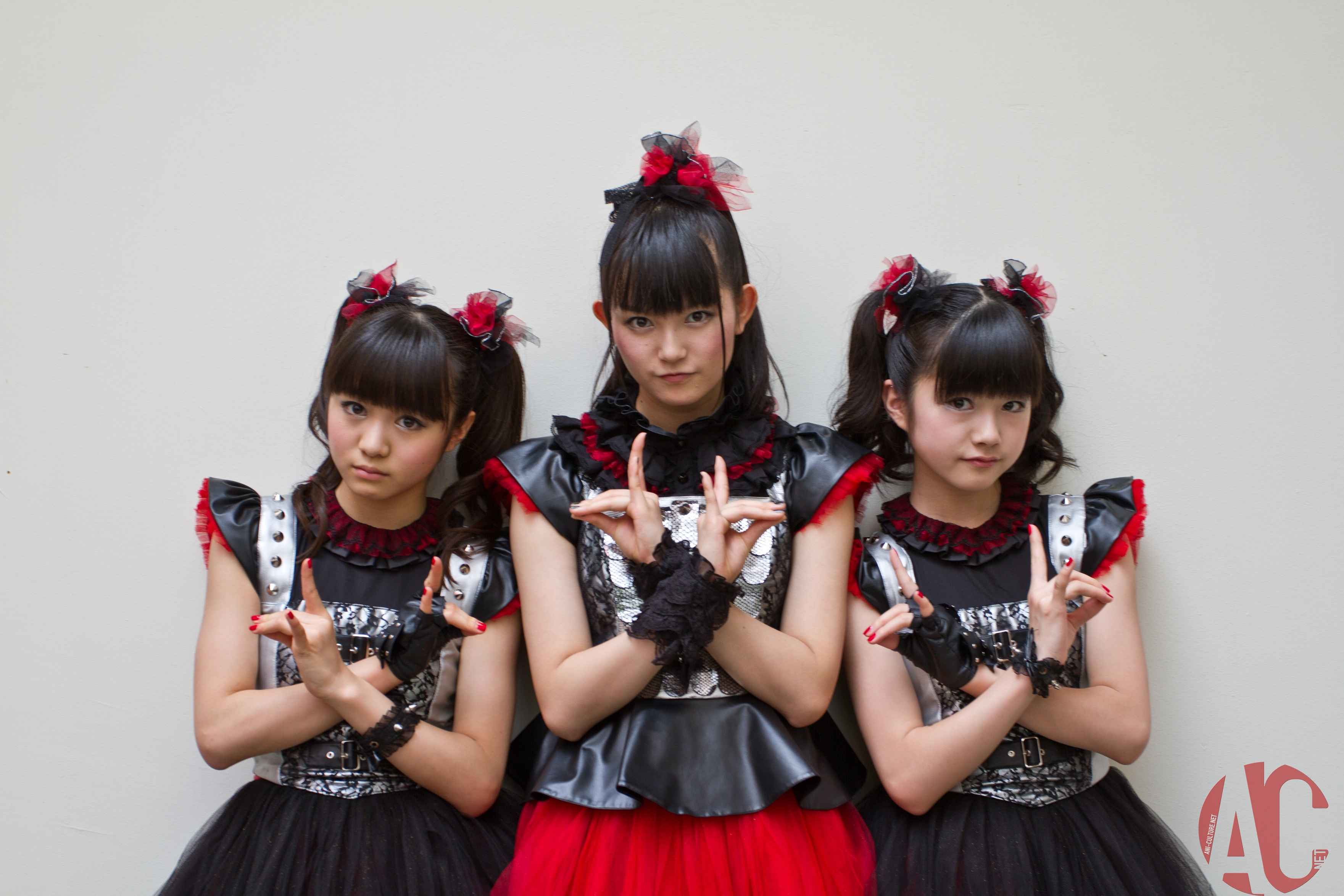 Pre Concert Interview with BABYMETAL