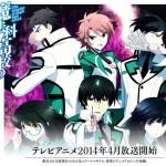 2014 Spring Anime List part 1