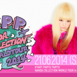 "[News] Details for "" KYARY PAMYU PAMYU NANDA COLLECTION WORLD TOUR 2014 IN SINGAPORE supported by SUNSTAR Ora2 "" Released!!"