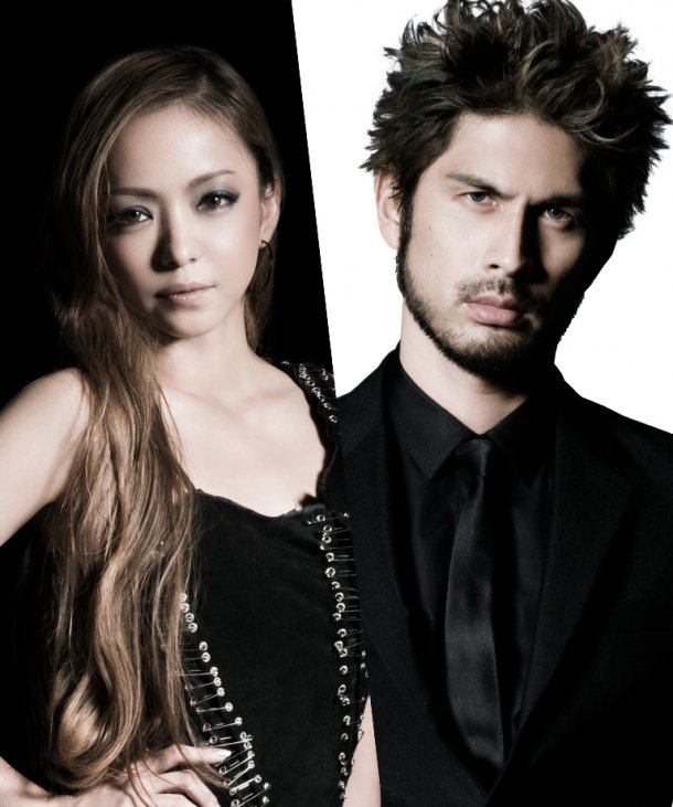 Hirai Ken New Single [Grotesque] Featuring Namie Amuro