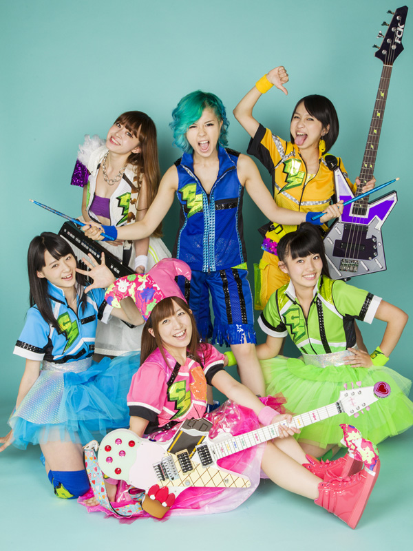 Gacharic Spin to perform at France's Japan Expo