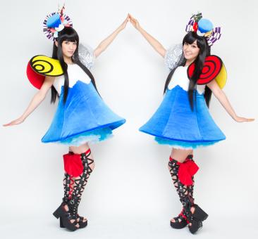 "YANAKIKU releases high-energy MV for ""FIJUIYAMA DISCO"""