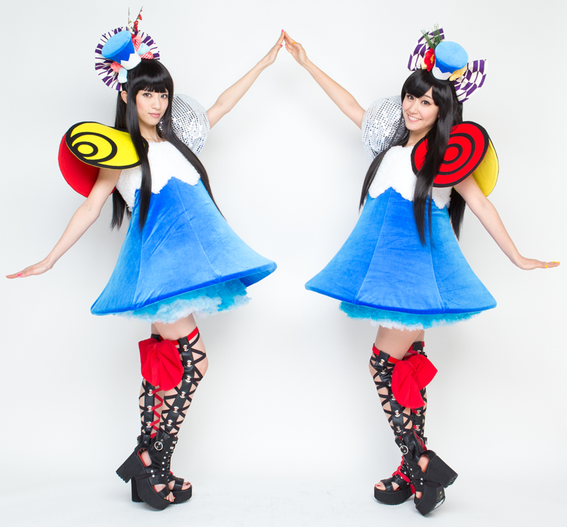 "YANAKIKU releases high-energy MV for ""FIJUIYAMA DISCO"""