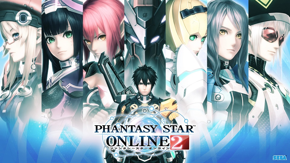Phantasy Star Online 2 English Service to go live in 6 Southeast Asia Countries