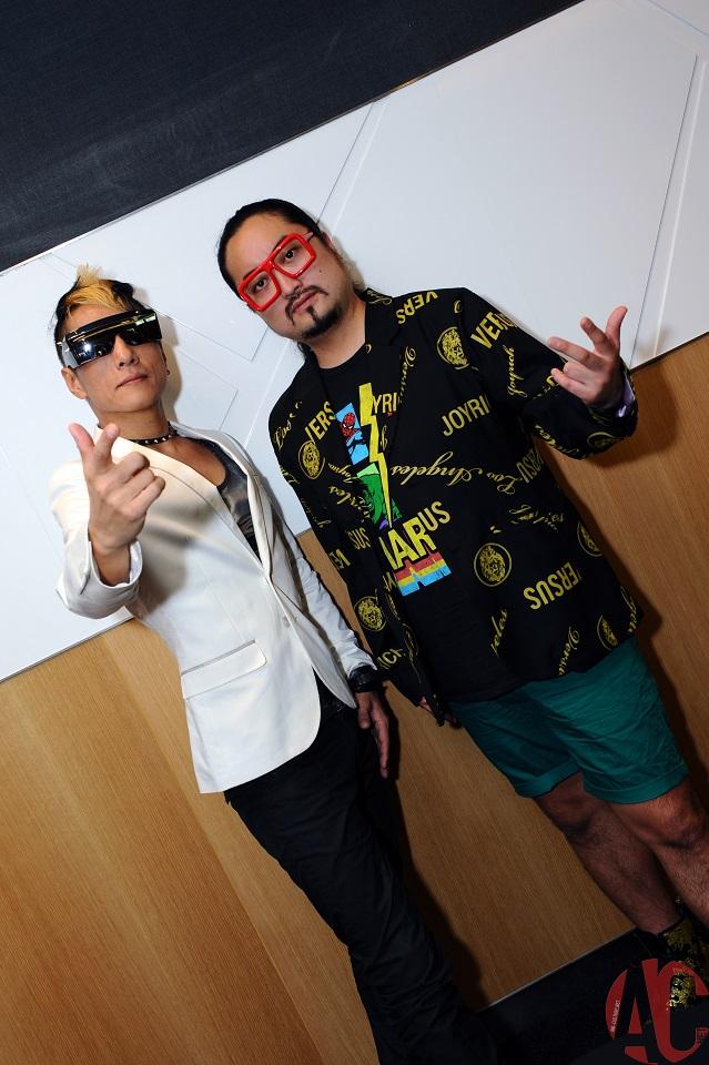 AFA SG 2013: Interview With Motsu X DJ Kaya