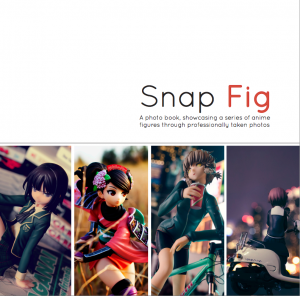 Project Snap Fig Book Cover