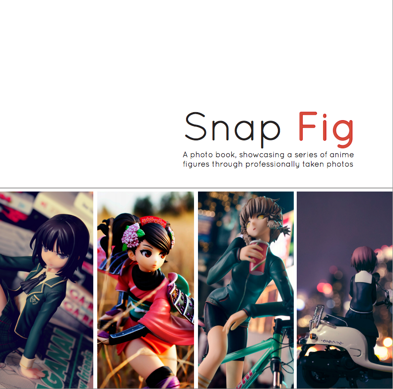 "PROJECT ""SNAP FIG"" BY SAKURA DOUJIN"