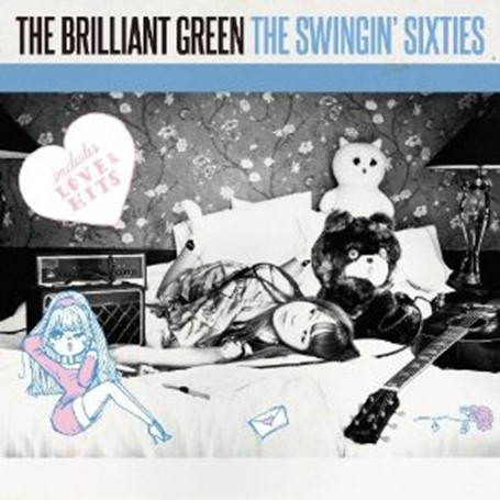[JP] The Brilliant Green's New Self-Cover Album after resuming activities after 4 years!