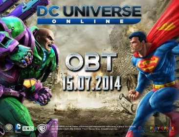 DC Universe™ Online Goes Live in Southeast Asian Countries