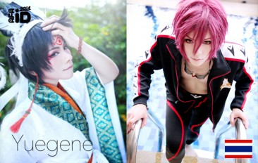 AFA ID 2014 : Best of Asia Cosplayers – Yuegene Fay (Thailand)