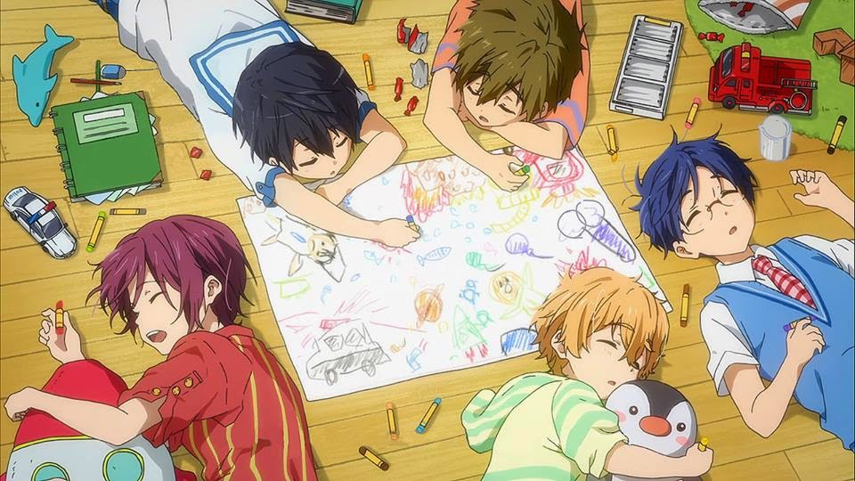 Free! Eternal Summer's First Two Character CD Review
