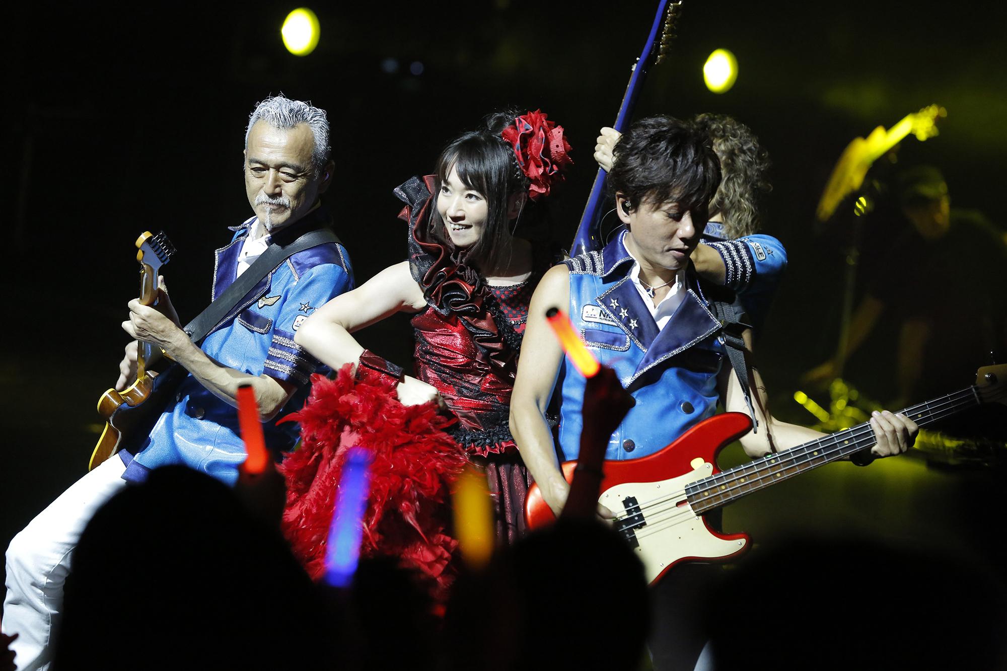 Nana Mizuki Live Flight+ 2014 in Singapore