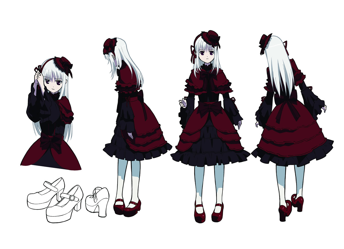 ASIA: [K] ANIMAX to br...K Project Anna Cosplay